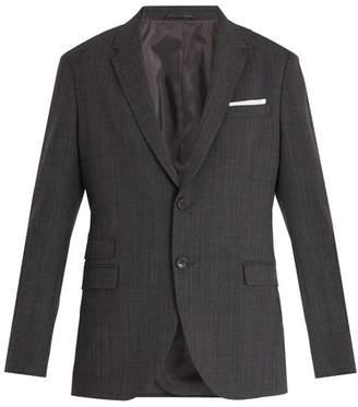 Neil Barrett Single-breasted pinstripe blazer