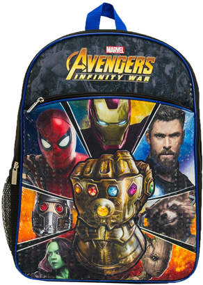 Marvel Avengers Infinity War Light Up Backpack