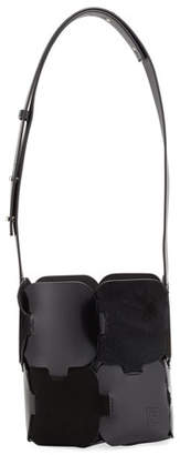 Paco Rabanne 1601 Mini Patchwork Hobo Bag