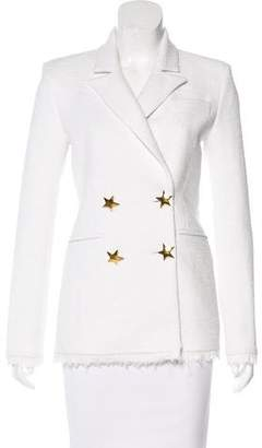 Rebecca Vallance Harris Star Tweed Blazer w/ Tags