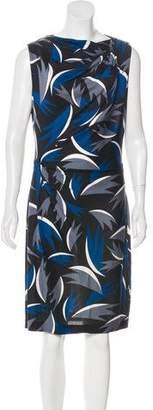 Diane von Furstenberg Silk Gabbie Dress