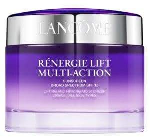 Lancôme Renergie Lift Multi-Action Sunscreen with Broad Spectrum SPF 15 For All Skin Types/7.06 oz.