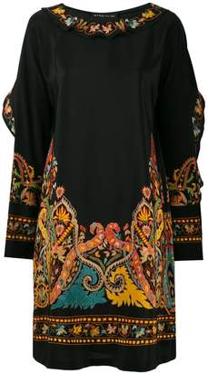 Etro ethnic slip-on dress