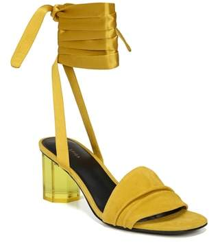 Via Spiga Nova Ankle Wrap Sandal