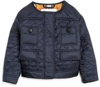 Burberry Girls' Mini Tollamo Quilted Jacket - Little Kid, Big Kid