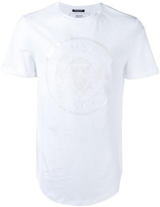 36f49a24 Balmain Men's Tshirts - ShopStyle