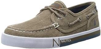 Nautica Boys' Spinnaker Boat Shoe