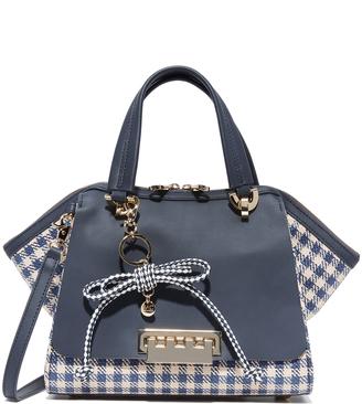 ZAC Zac Posen Eartha Small Double Handle Bag $495 thestylecure.com