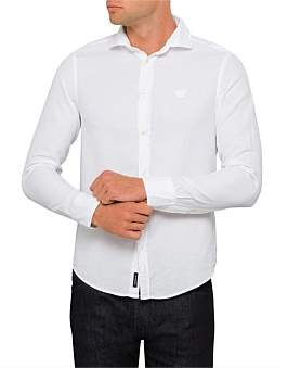 Armani Jeans Textured Shirt