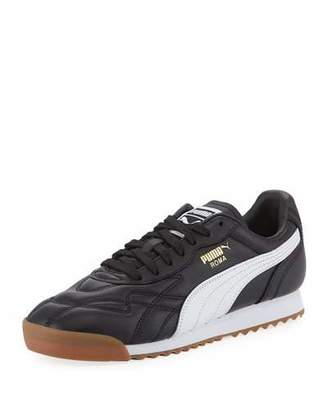 Puma Men's Roma Anniversary Leather Sneakers