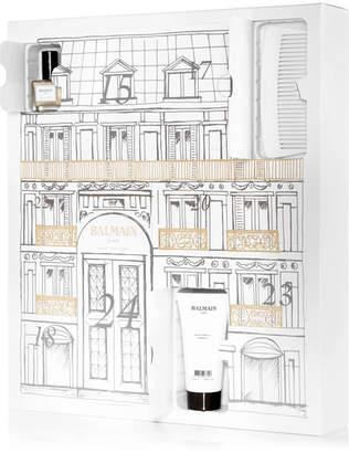 Balmain Paris Hair Couture - 10 Day Balmain Advent Calendar - Colorless