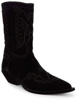 Givenchy Western Stacked Boots