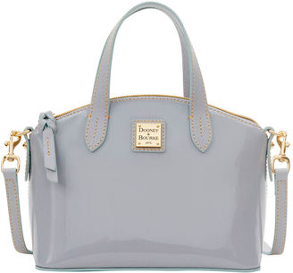 Patent Ruby Bag $158 thestylecure.com