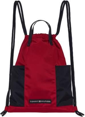 Tommy Hilfiger Drawstring Backpack