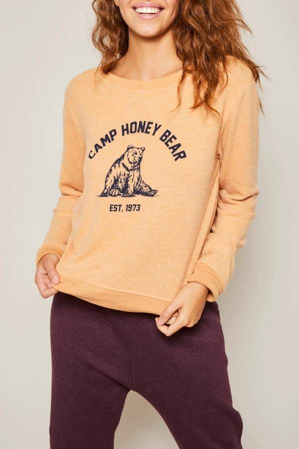 All Things Fabulous Camp Honey Sweater