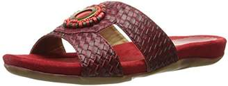 Annie Shoes Women's Serape Dress Sandal