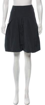 Marni Knee-Length Ruffled Skirt
