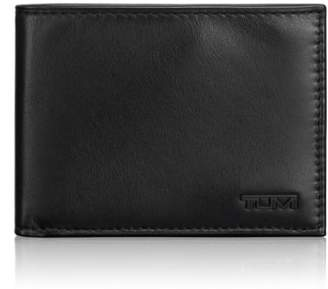 Tumi Delta Global - ID Lock(TM) Shielded Double Billfold Wallet