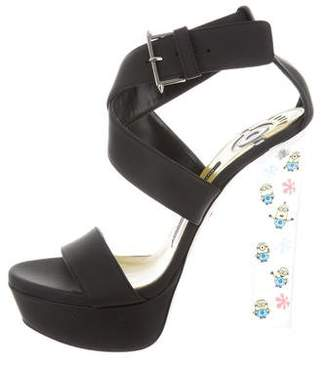 Ruthie Davis Minion Pop Star Platform Sandals w/ Tags