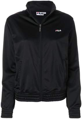 Fila monogram side band sports jacket