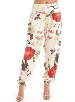 6bd55f219802 at Amazon Canada · My Mix Trendz Women s Harem Trousers Ali Baba Long Ladies  Girls Pants Baggy Floral Leggings Plus