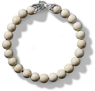 David Yurman Spiritual Beads river stone bracelet