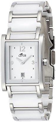 Lotus [ロータス 腕時計 クォーツ 15585/1 レディース 【正規輸入品】