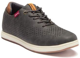 Levi's Chester Waxed Lace Sneaker