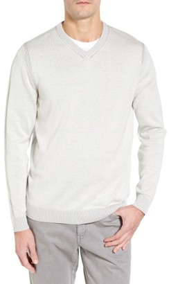Men's Tommy Bahama Chief Island Officer Silk Blend Sweater $138 thestylecure.com