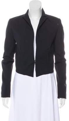 Rag & Bone Asymmetrical Cropped Blazer