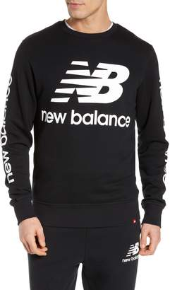 New Balance Essentials Logo Crewneck Sweatshirt
