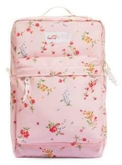 Levi's L Pack Mini Floral Backpack