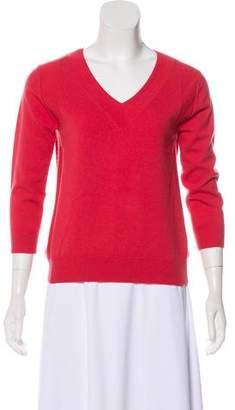 TSE Long Sleeve Cashmere Sweater