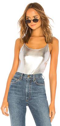 by the way. Gianna Metallic Bodysuit