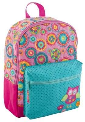 Stephen Joseph Toddler Backpacks, Kids Backpacks, Quilted Toddler Rucksack - Owl