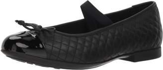 Geox Girl's J PLIE' B - Nappa+GBK PAT Shoe