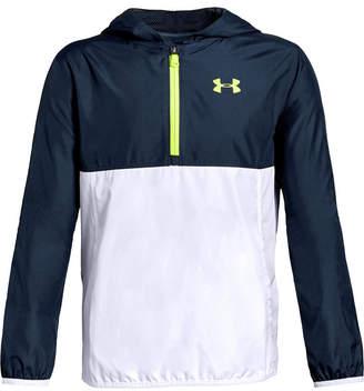 Under Armour Boys' Sackpack 1⁄2 Zip Jacket