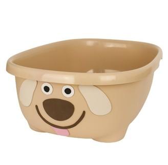 Prince Lionheart TUBIMAL Infant & Toddler Tub with Lid and Bath Hammock Dog