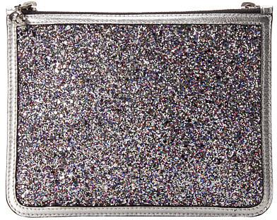 Alexander McQueenAlexander McQueen Double Pouch Cosmetic Case