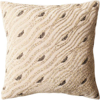 Safavieh Silver Mint Sparkles Pillow