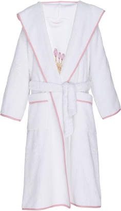 Loretta Caponi Kids Queen Bathrobe