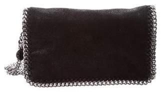 Stella McCartney Vegan Suede Falabella Crossbody Bag