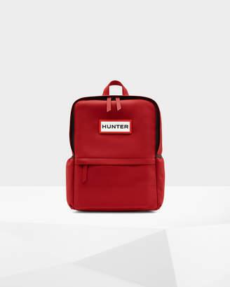 Hunter Rubberized Backpack