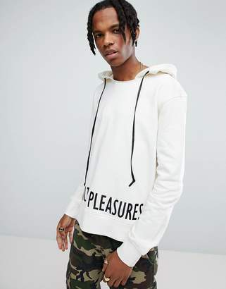 Mennace Hoodie With Guilty Pleasures Print