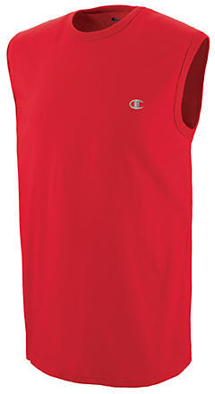 Champion Cotton Jersey Muscle Tee