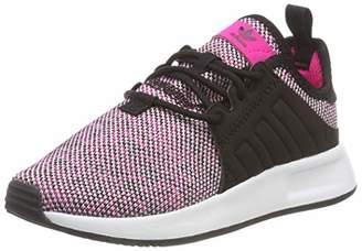 separation shoes 9c517 bde74 adidas Unisex Kids  X PLR Low-Top Sneakers, (Shock Pink Core Black