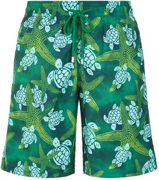 Vilebrequin Okoa Turtle Starfish Swim Shorts