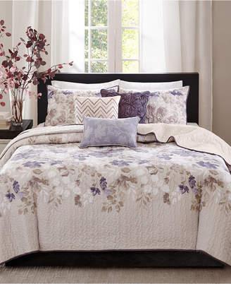 Madison Park Luna 6-Pc. King/California King Coverlet Set Bedding