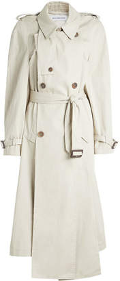 Panel Cotton Trench