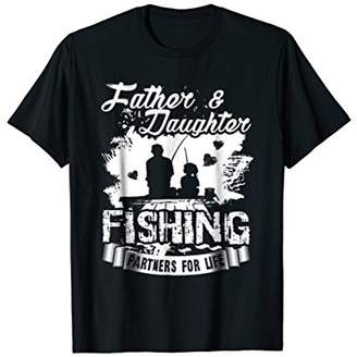 Father And Daughter Fishing Partners Shirt